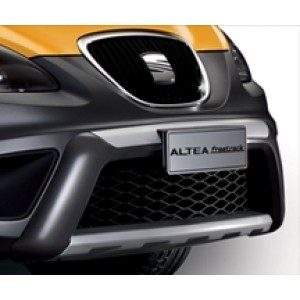 Защита переднего бампера Altea Freetrack