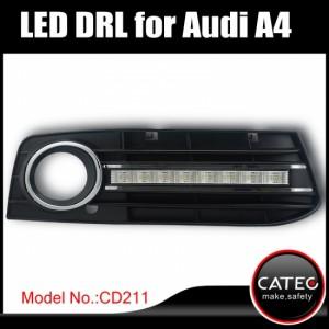 Дневные ходовые огни Audi A4