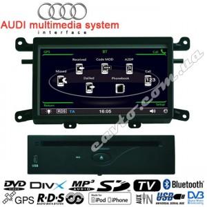 Штатная магнитола Audi A5