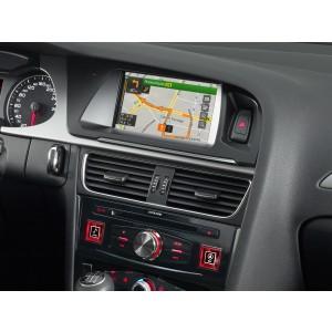 Штатная магнитола Audi A4 Alpine