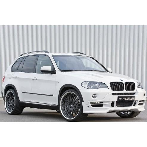 Тюнинг BMW X5 E70 HAMANN