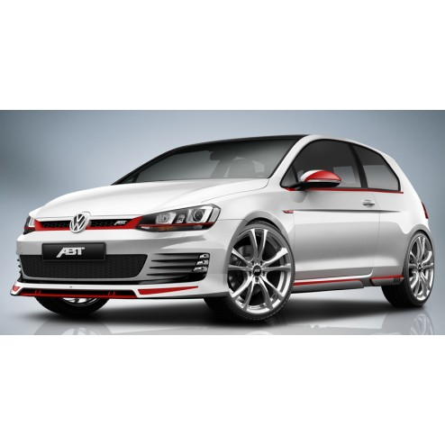 Тюнинг VW Golf 7 ABT RED