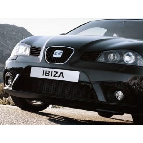 Передний бампер Cordoba Ibiza