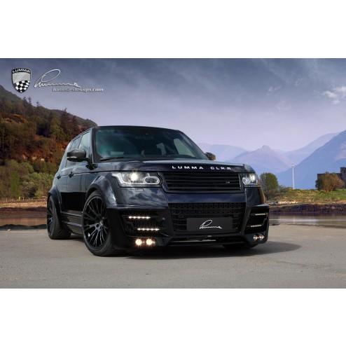 Тюнинг Range Rover Vogue LUMMA CLR R