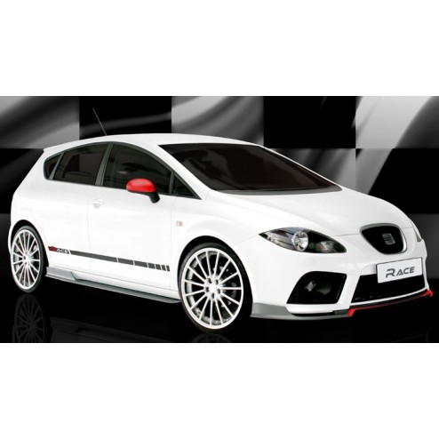 Обвес Seat Leon Race MS Design