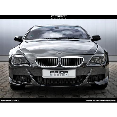передний бампер BMW E63
