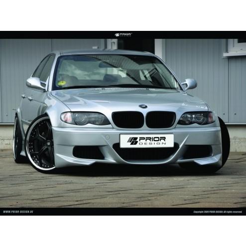 Тюнинг BMW E46 PRIOR DESIGN
