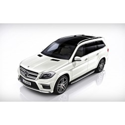 Тюнинг Mercedes-Benz GL X166 AMG