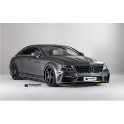 Тюнинг Mercedes CLS C218 Prior Design PD550 Black Edition