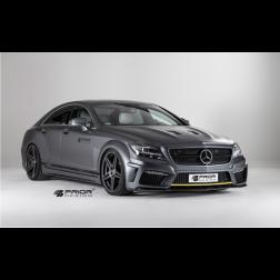 Тюнинг Mercedes CLS C218 Prior Design PD550 Black Edition