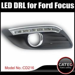 Дневные ходовые огни Focus Sedan