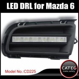 Дневные ходовые огни Mazda 6