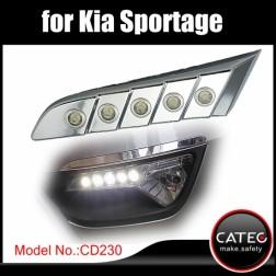 Дневные ходовые огни KIA Sportage