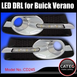 Дневные ходовые огни Buick GT