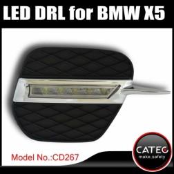 Дневные ходовые огни BMW X5