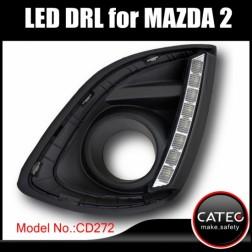 Дневные ходовые огни Mazda 2
