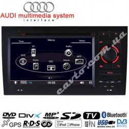 Штатная магнитола Audi A4
