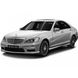 Обвес Mercedes S-class W221 / AMG S63 рестайлинг