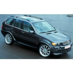 Обвес BMW X5 Hartge