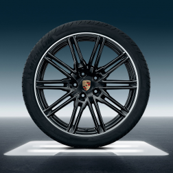 "Диски Porsche Cayenne Sport Edition 21"" Gloss Black"