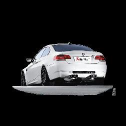 Выхлопная система Akrapovic Evolution для BMW М3