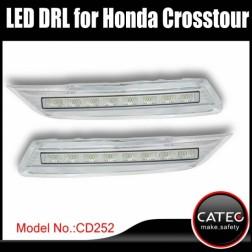 Дневные ходовые огни Honda Crosstour