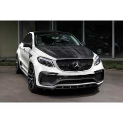 Тюнинг Mercedes-Benz GLE Coupe INFERNO