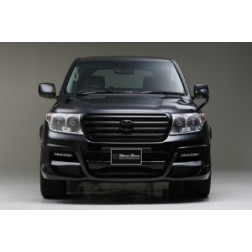 Тюнинг Toyota Land Cruiser 200 Wald Sports Line Black Bison Edition
