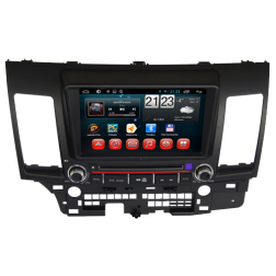 Штатная магнитола Mitsubishi Lancer X Android