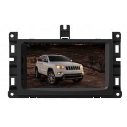 Штатная магнитола Jeep Grand Cherokee 2014