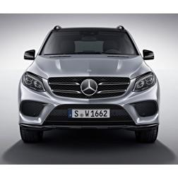 Пакет Night Mercedes-Benz ML, GL, GLS, GLE AMG Line
