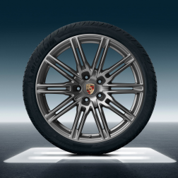 "Диски Porsche Cayenne Sport Edition 21"" Platinum"