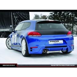 Задний спойлер VW Scirocco