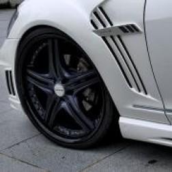 Обвес Mercedes S-class W221 2010