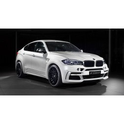 Тюнинг BMW X6 F16 Widebody Hamann