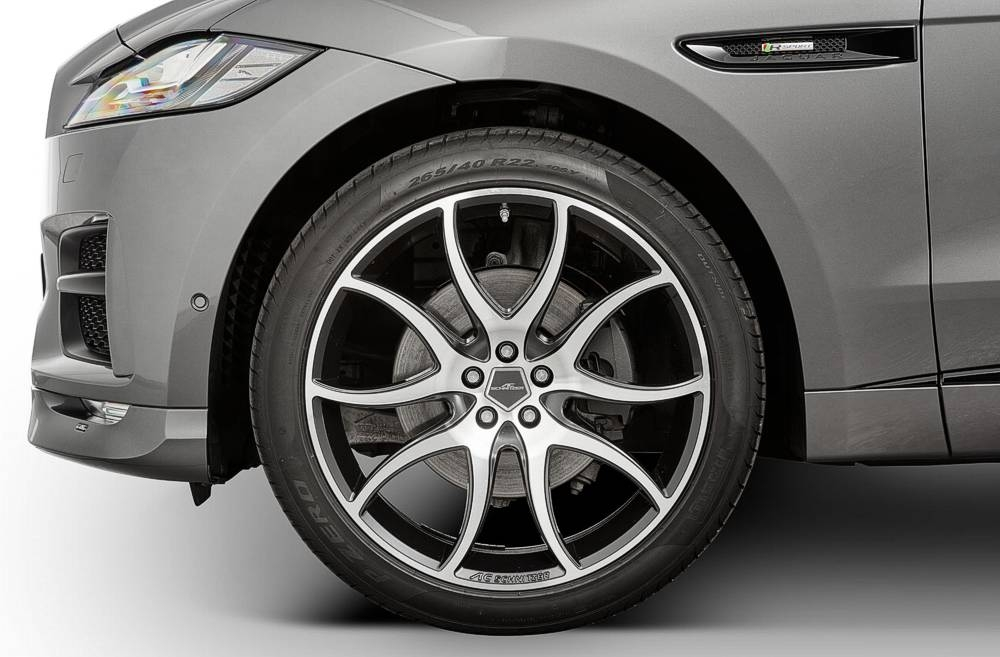 Jaguar F-Pace AC Schnitzer