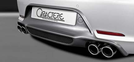 Porsche 991 Caractere