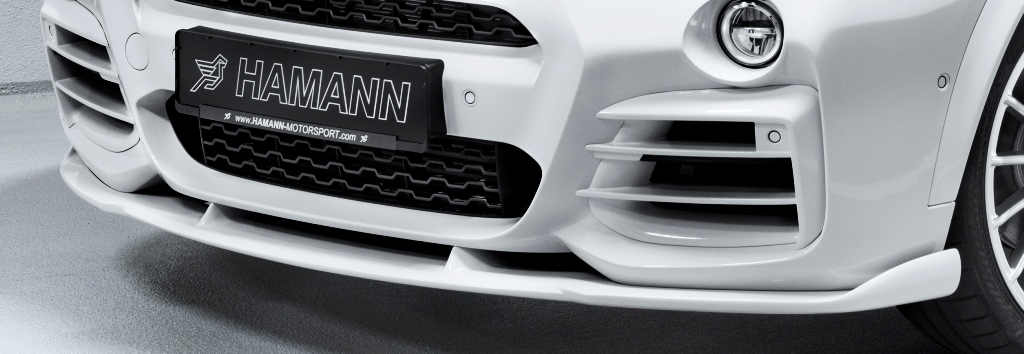 BMW X4 F14 Hamann