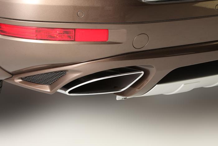 VW Touareg NF JE Design