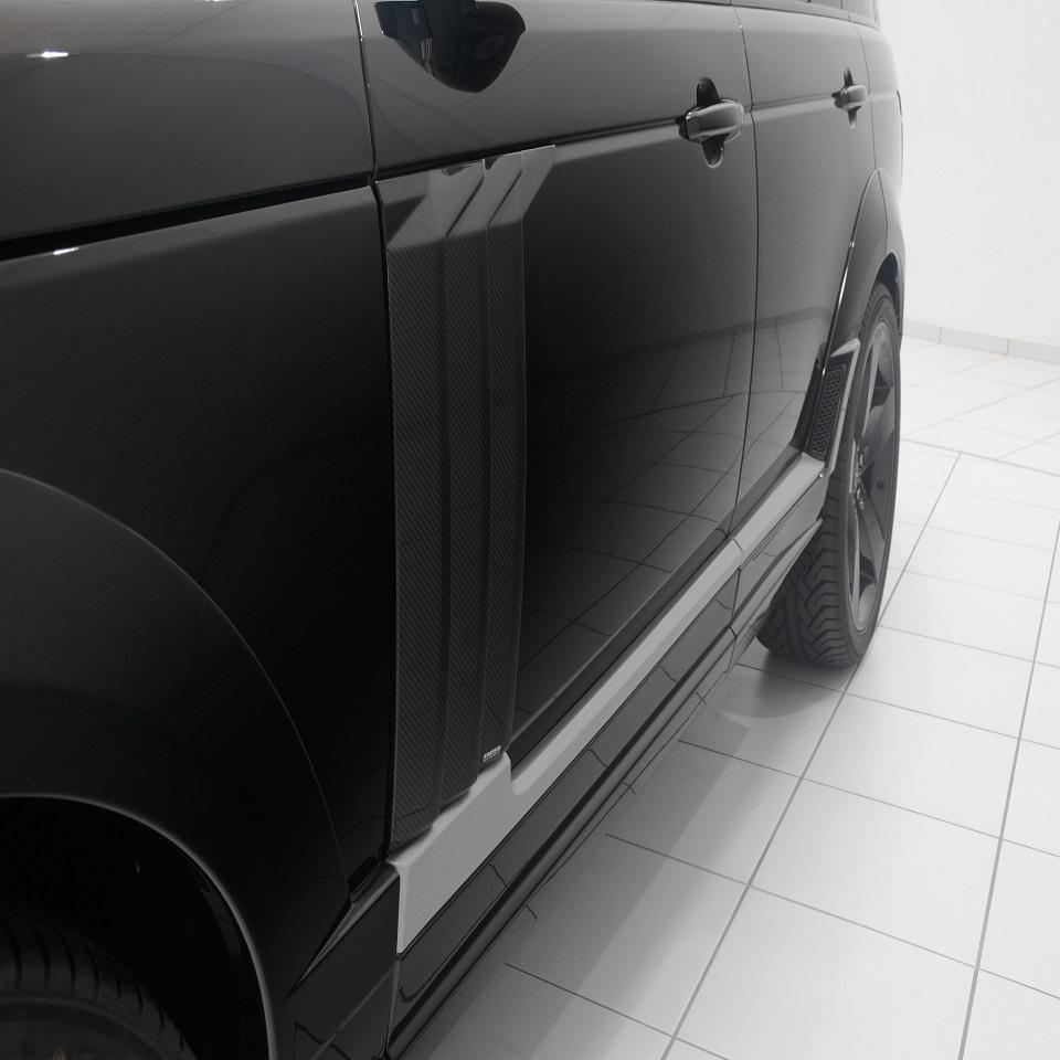 Range Rover Vogue Startech
