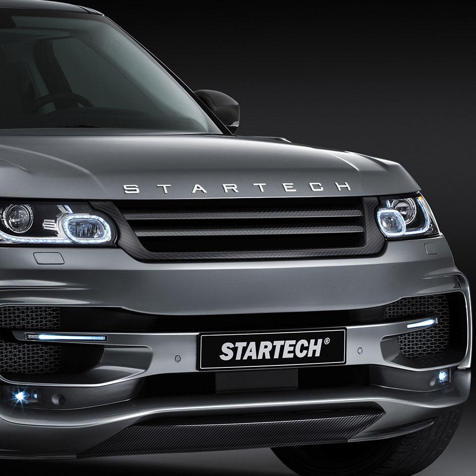 Range Rover Sport Startech