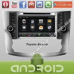 Штатная магнитола Toyota Avalon Android