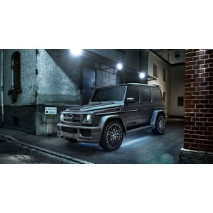 Тюнинг Mercedes AMG W463 SPYRIDON Hamann