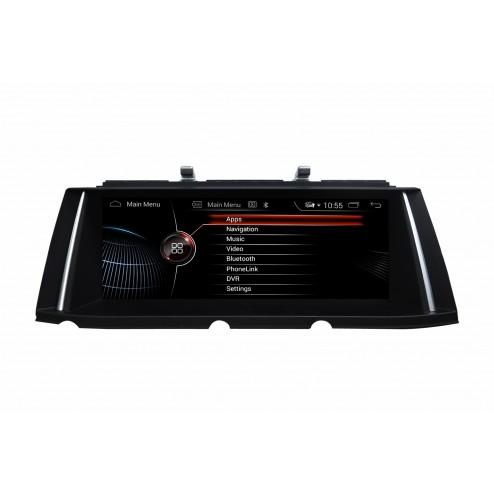 Штатная магнитола BMW 7 F01