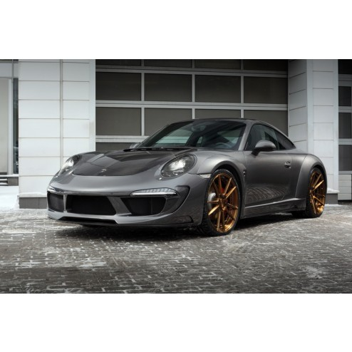 Тюнинг Porsche 991 TopCar Stinger