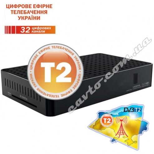 DVB-T2 ТВ-тюнер Baster DT-820