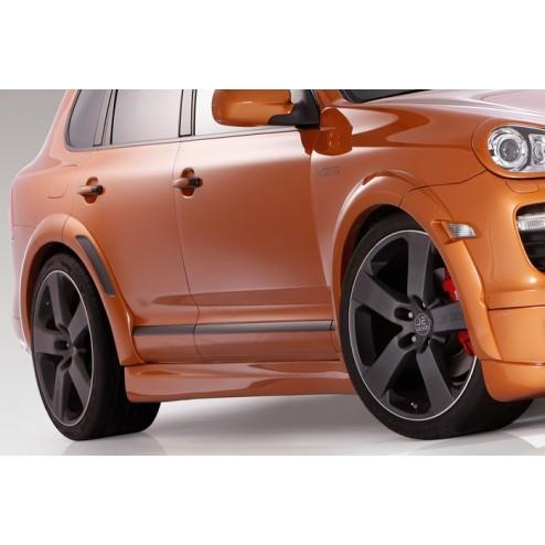 """Комплект расширения колесных арок """"PROGRESSOR"""" Porsche Cayenne 957"""