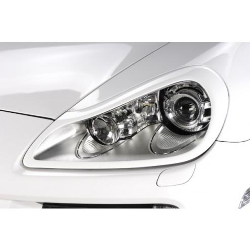 Накладки фар Porsche Cayenne 957 JE Design