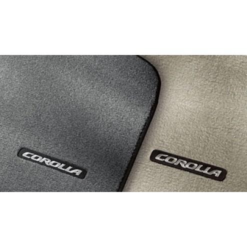 Ворсовые коврики Corolla