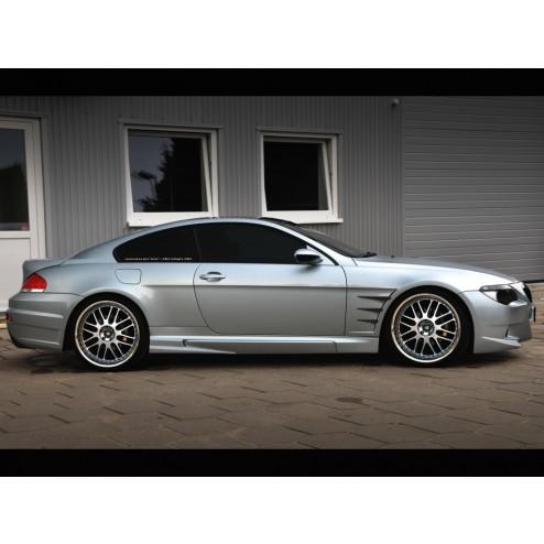 боковые юбки BMW E63